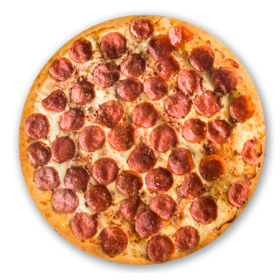 BEEF PEPPERONI LOVERS
